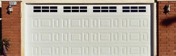 Broken garage door la quinta