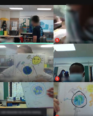 3rd grade Earth Day Andover Class Worksh