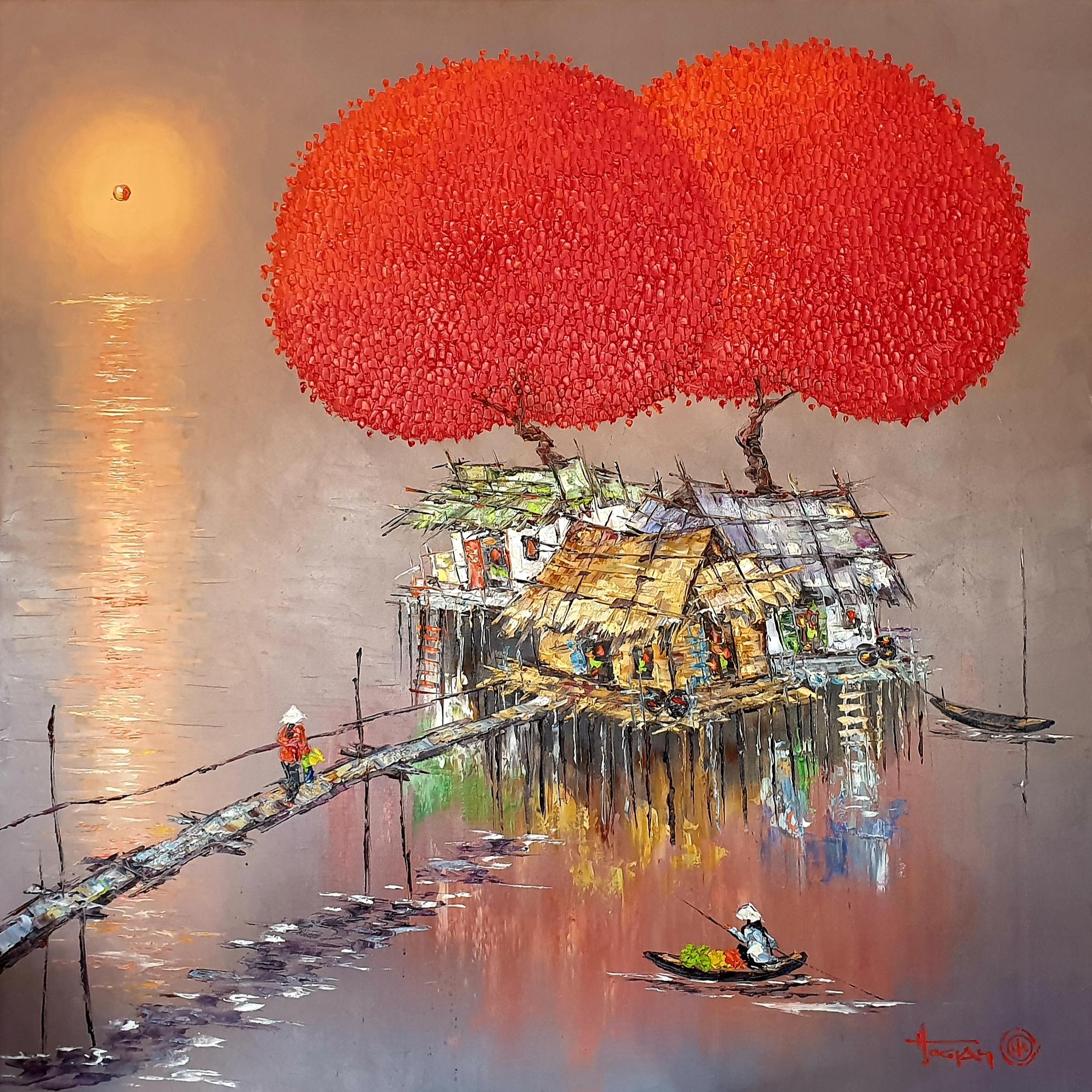 """""""Maison sur le Mekong"""""""
