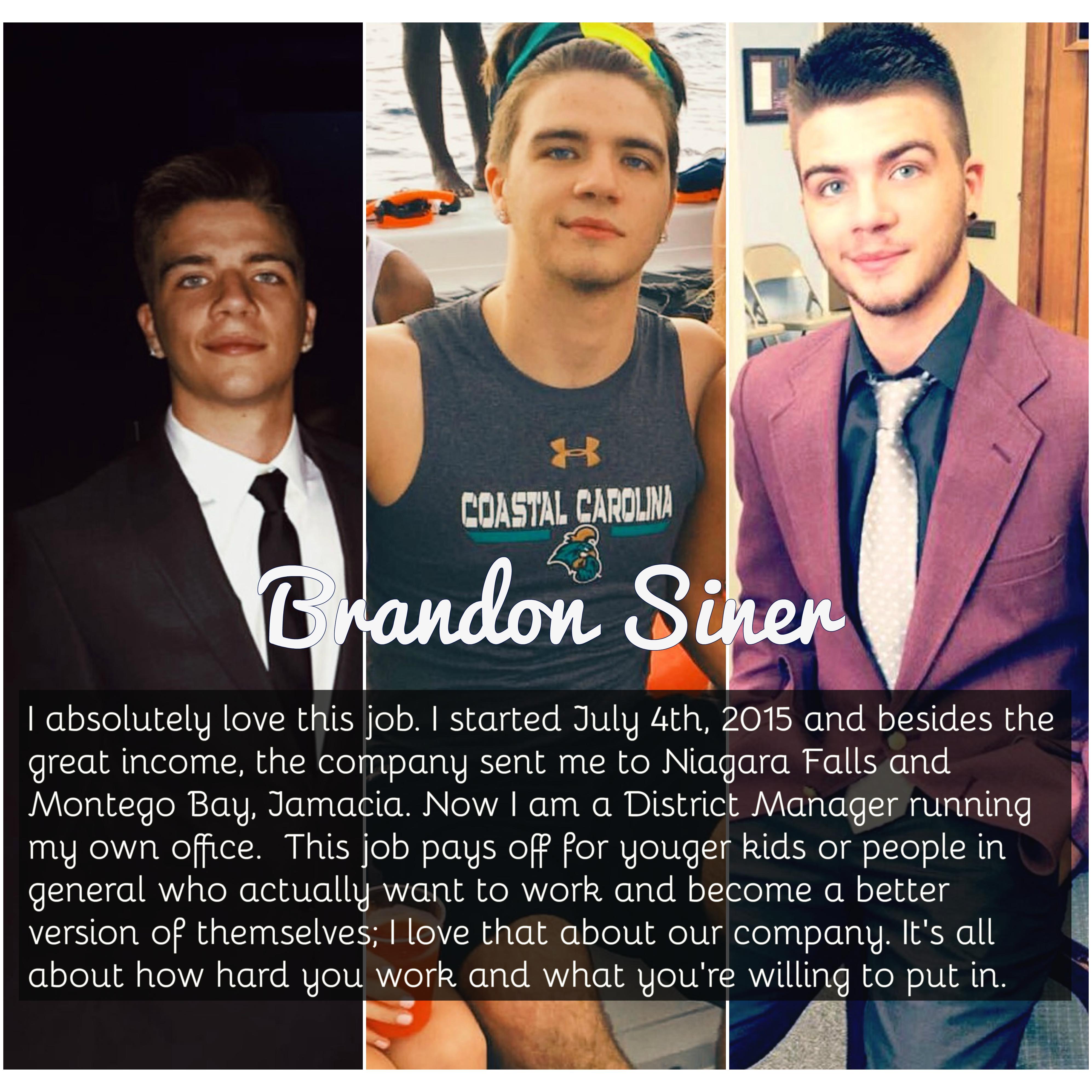 Brandon Siner