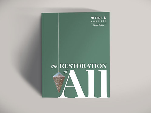 The Restoration of All