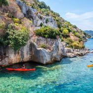 Kayak in the Medditeranean.jpg