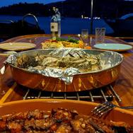 Octopus - Fresh fish - Lobster Dinner -