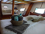 VIP Suite onboard Sailing Chef