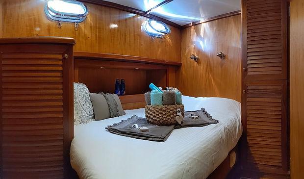 Mariya Russel - Double Bed Cabin