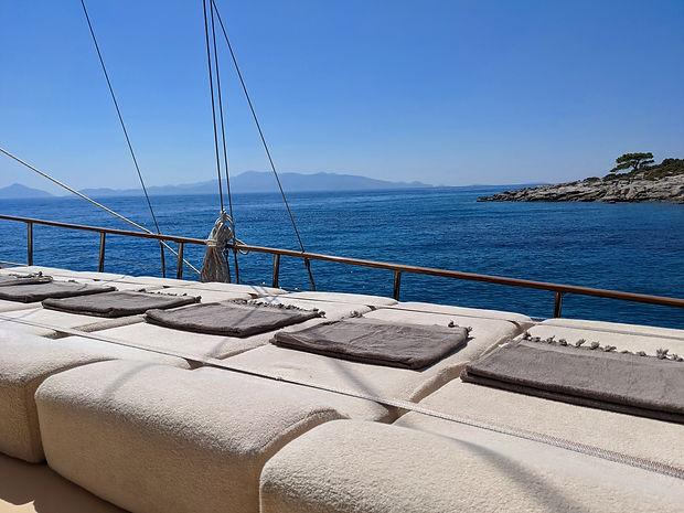 Sailing Chef Sun Deck Mattresses