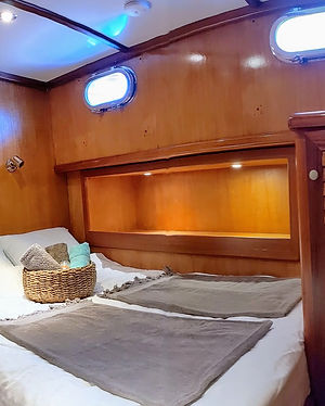 Marya Russel Double Bed Cabin