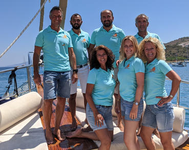 The Sailing Chef team welcomes you onboard