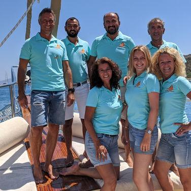 Sailing Chef Core Team