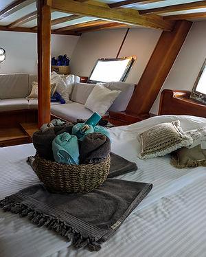 Sailing Chef - Caner Özçelik Suite