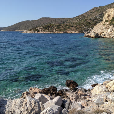 Turquoise East Mediterranean