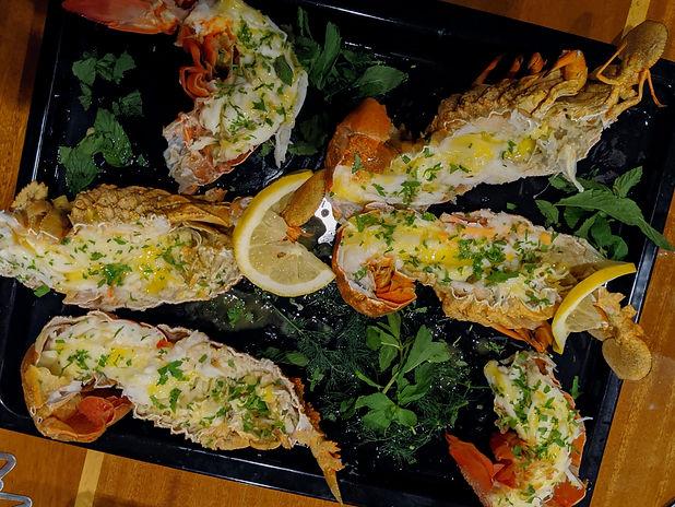 Freshly caught lobster for dinner.jpg