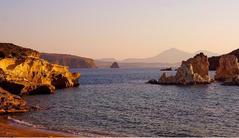 Enjoying a breathtaking bay sunset with Sailing Chef