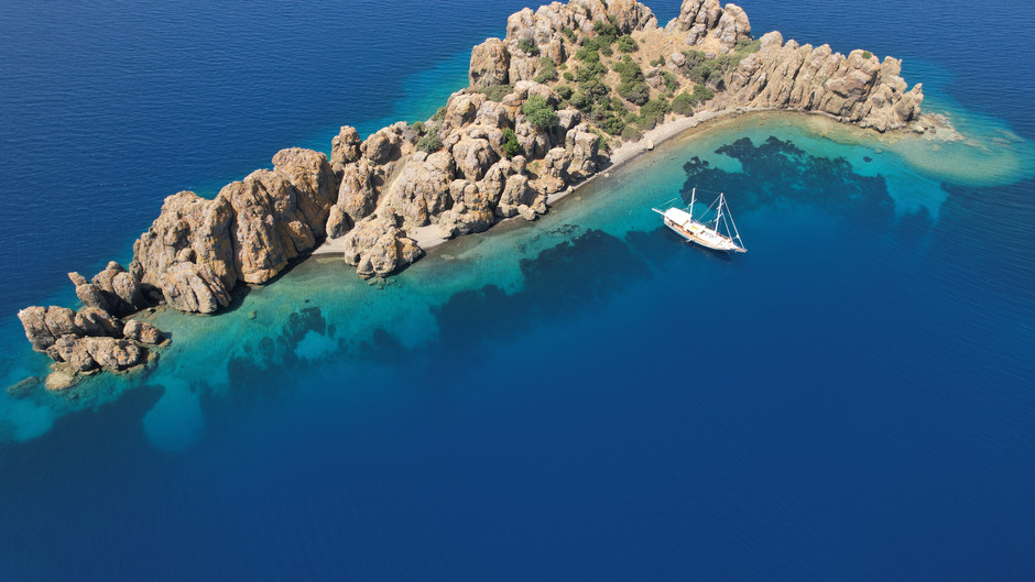 Unique holiday opportunity just became available: Charter private gulet from 14 to 21 August