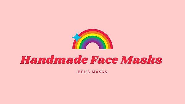 handmade face masks uk