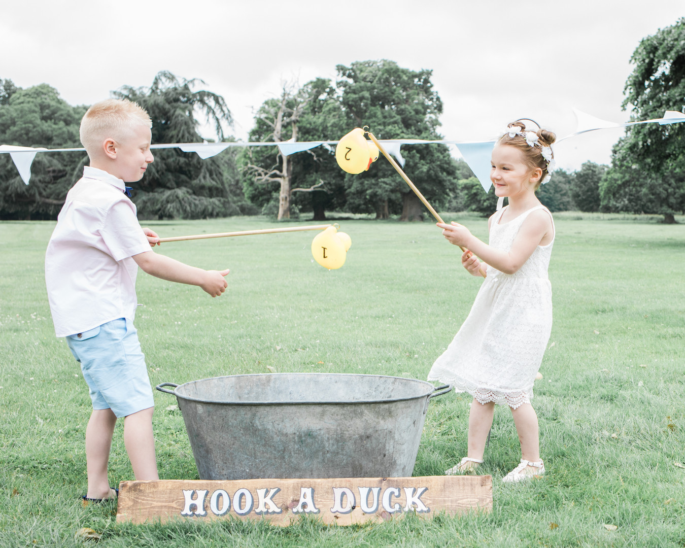 Hook a Duck hire in hertfordshire