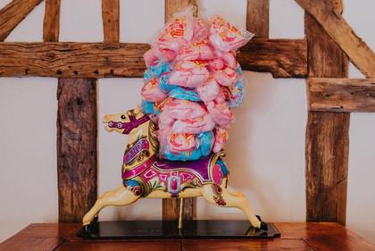 Carousel Candy Floss Horse