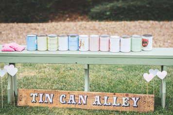 Tin Can Alley for hire