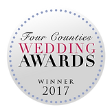 four counties wedding awards