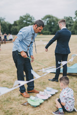 stand the bottle game to hire in essex