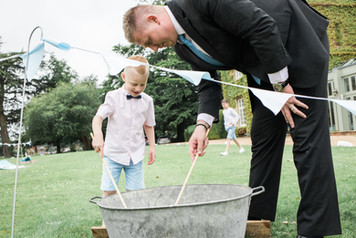 Hook a Duck for wedding guests
