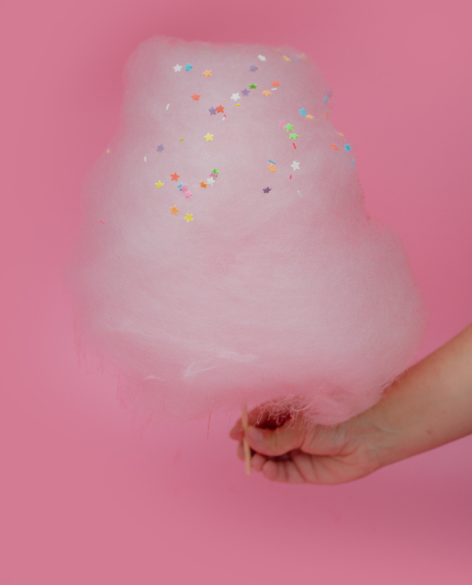 Dolly Dimples Candy Floss