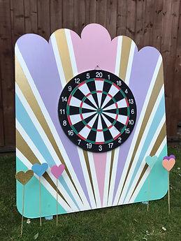 Wedding Dart Game Hire