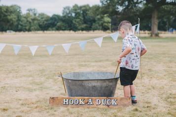 Hook a Duck for weddings