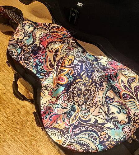 Blanket Cello - Carnival di Venezia