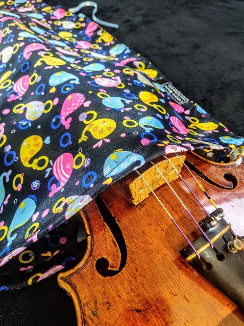 Bag Violin -Whale Fantasy