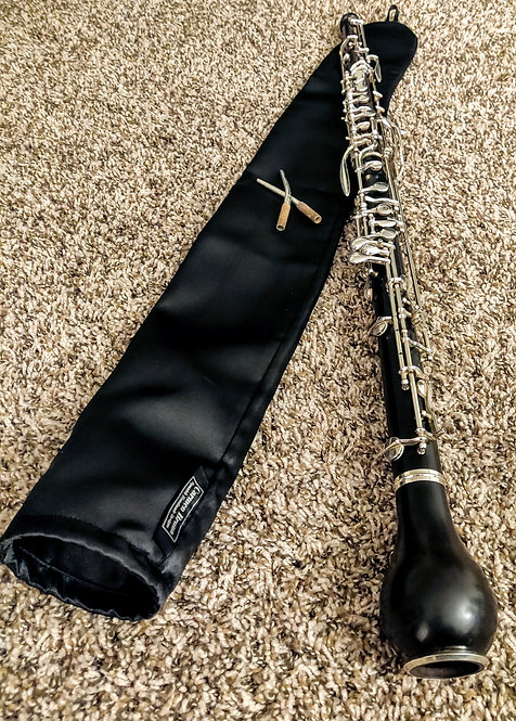 Bag English Horn - Jade Black