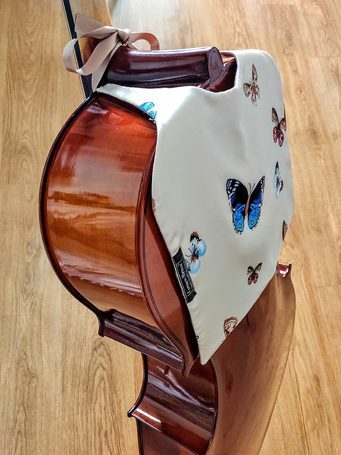 Bib Cello - Ivory Butterfly Fantasia