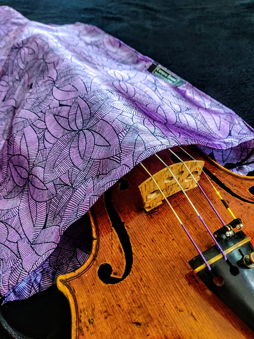 Bag Viola - Japanese Lavender Lotus