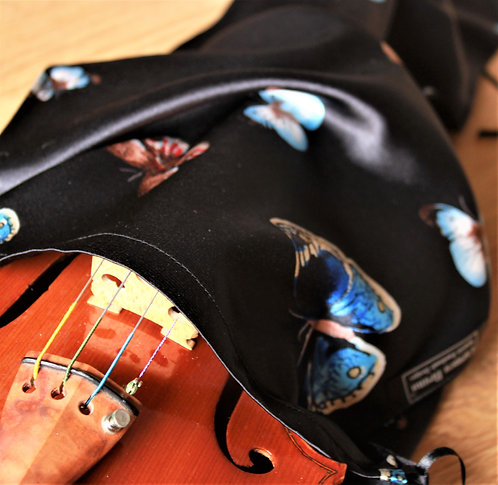 Bag Violin - Ebony Butterfly Fantasia