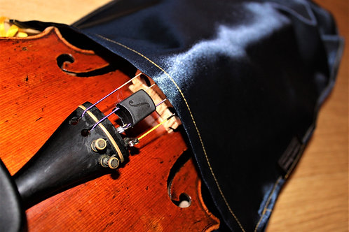 Bag Violin - Gold & Blue