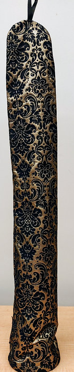 Bag Clarinet - Golden & Space Blue Brocade