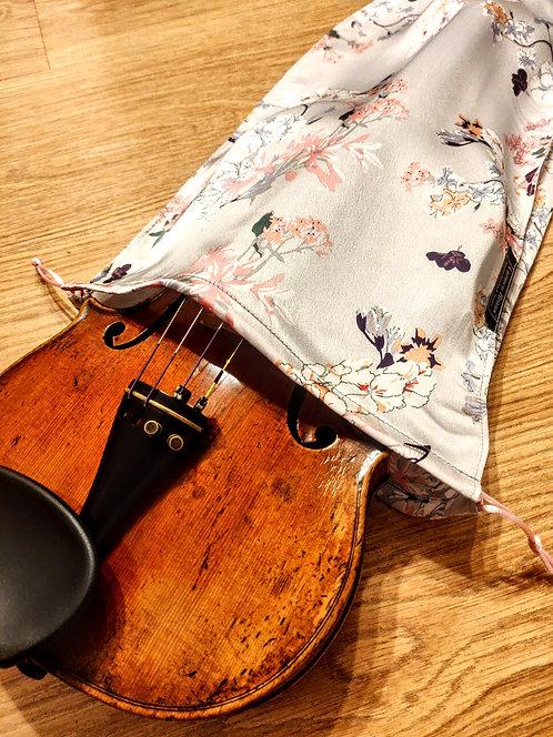 Bag Viola - Cherry Flowers & Butterflies
