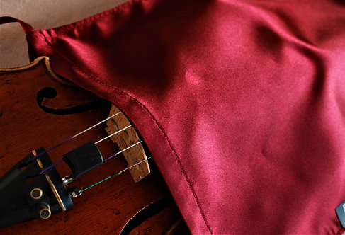 Bag Violin - Maroon Merlot