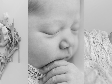 Baby Brooklyn | Family + Newborn Session | Fraser Valley Photographer