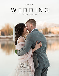 Wedding 2021 Client Guide