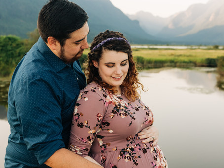 Vernon Maternity | Fraser Valley Newborn Photographer
