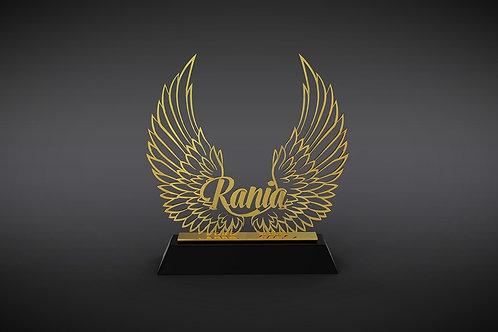 Customized Metal Wings