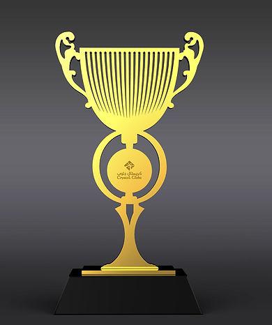 Sports Metal Cup Trophy champion award dubai supplier