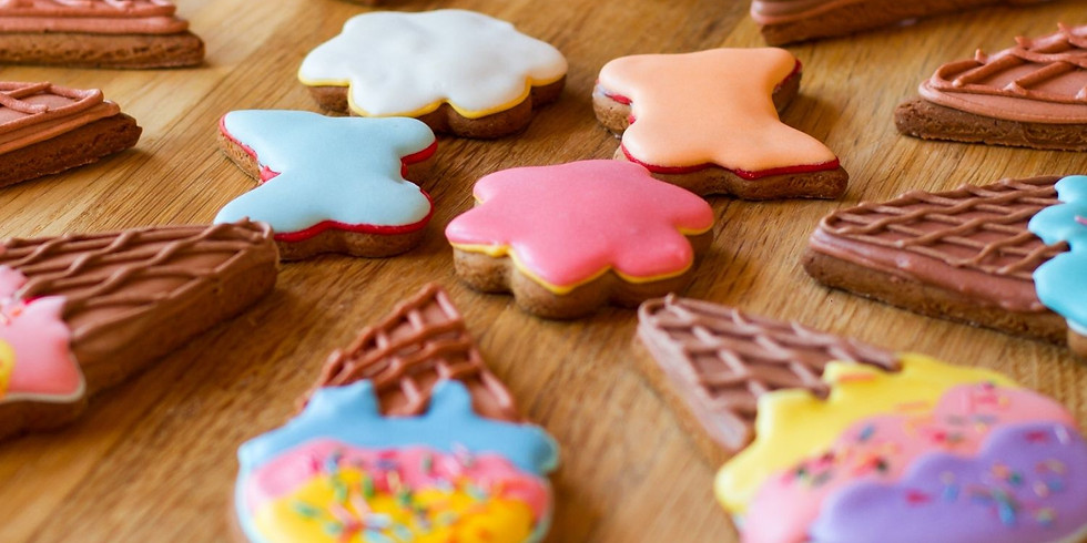 Intro to Cookie Frosting