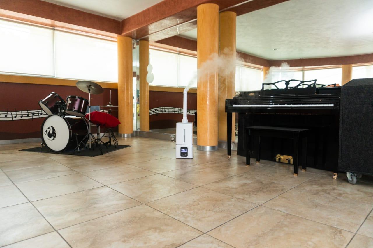 Salones de musica