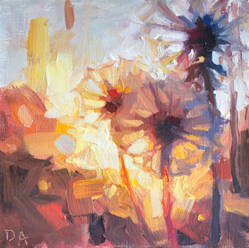 Dandelion Sunset #1