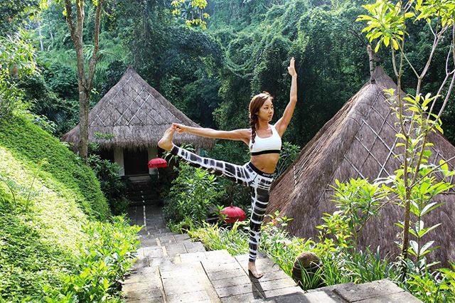 Bali Yoga Retreat 2014