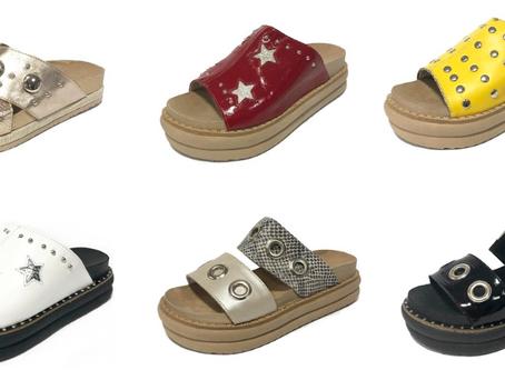 Urban Shoe Lovers: sorprende con sandalias cómodas y prácticas