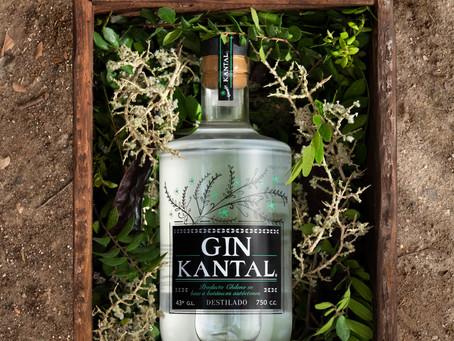 Gin Kantal, el gin del norte de Chile