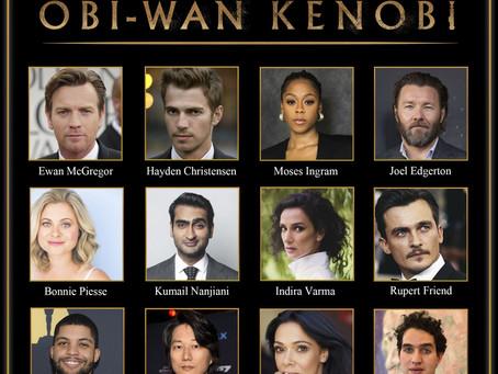 Comenzó el rodaje de OBI-WAN KENOBI , la nueva serie original de Lucasfilm en Disney+